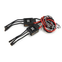 Wholesale Heli Pro - F17551 2 Pcs Hobbywing XRotor Pro 50A 4-6S Brushless speed controller ESC Multi-Rotor Aircaft DIY For RC Drone Heli Aircraft