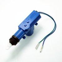 Wholesale Wired Door Entry Systems - FEELDO 2-Wire Car Central Lock System Single Gun Central Door Lock Actuator Motor SKU#:4661
