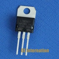 Wholesale L7805CV L7805 LM7805 Voltage Regulator V TO for chinese MAX phone shipping DHL free