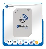 Wholesale Contactless Smart Cards - ACS Handheld RFID Contactless Bluetooth NFC Smart Card Reader ACR1255U-J1