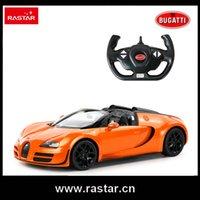 Wholesale Product Licenses - Wholesale- Rastar licensed Bugatti 1:14 New Toy product Mini remote Car 70400