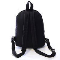 Wholesale Bug Backpack - Wholesale- WILIAMGANU 2017 Fashion Small Shoulder Bag Bugs Little Monster Backpack Demon Eyes Tidal Wave School Bag Women Cartoon Backpack