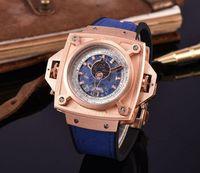 Wholesale Mens Watch Big - free shipping new quartz movement sports watch INVICTA Fashion mens big watches silicone band Luxury watch