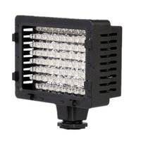 CN-76 76pcs LED Light Light Lampe 5500K Pour Canon Nikon JVC Camera DV Camcorder