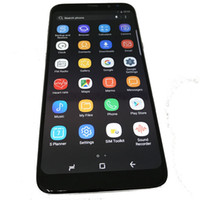 Wholesale Mp Touch Screen Digital Camera - S8 Smartphone 1GB RAM 16GB ROM Cellphone 6.2Inch MTK6580 Quad Core Smartphone Dual Camera 8.0 MP Back Camera Mobilephone 2017 New Arrival
