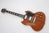 Wholesale Electric Guitar Sg Standard - Wholesale-Free shipping G-custom shop SG Standard Lightly Aged Electric Guitar Vintage