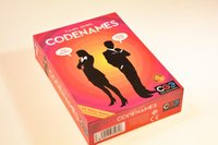 Wholesale NEW Confidential Action Codenames Board Game Family Friend Party Game Card Party card top secret game