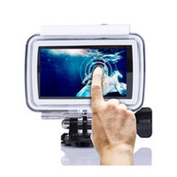 Notavek 96660 Wasserdichte Action-Kamera 2-Zoll-Touchscreen, 1080p Mini-DVD-Spion Kamera, WiFi-Sport-Kamera