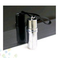 Wholesale E Cigarette Stainless Bottle - Popular Innokin Ucan Long Spring Needle E Cigarette Bottle Stainless Steel with best price DHL Free
