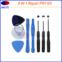 Wholesale 8 in Repair pry kit opening tools for iphone iphone