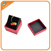 Wholesale Custom Paper Jewelry Tags - Custom logo clothing box jewelry box ring box custom creative carton packaging paper packaging