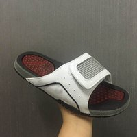 2017 Summer Retro 6 Hydro Slide Sandales Chaussons 12 Series Men 11 chaussures de sport Pantoufles Sports Outdoor Fashion Casual Indoor Pantoufles Taille 7-13
