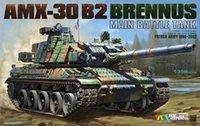 Wholesale French Tiger - Wholesale- Tiger Model #4604 1 35 French AMX-30 B2 Brennus MBT