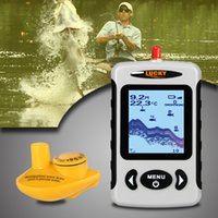 spain rivers - fish spain Lucky FFW718 Wireless Portable Fish Finder M FT Sonar Depth Sounder Alarm Ocean River Lake