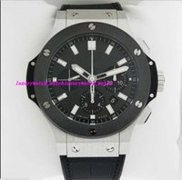 Wholesale Evolution Watch - Luxury Wristwatch Big Evolution 301.SM.1770.GR 44mm Stainless Steel NEW Quartz Mens Watches Men's Watch Top Quality