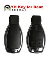 mercedes clave envío gratis al por mayor-YH Key para Mercedes-Benz 315MHz / 433MHZ Envío Gratis