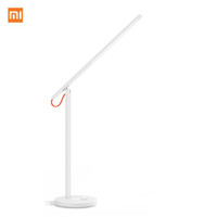 Wholesale kc led - Wholesale-Hot sell Xiaomi Mijia LED Desk Lamp Smart Table Lamps Desklight Support Smart Phone App Control 4 Lighting Modes With KC IEC BSM