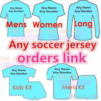 Wholesale soccer jerseys for teams for sale - Group buy 2018 soccer jersey club Windbreaker jacket maillot de foot order link for any team Camiseta de futbol top thialand quality