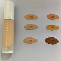 Wholesale Lamp Nail - In Stock Fenty Beauty rihanna Pro Filt Soft Matte Longwear Foundation Concealer 6colors Instant Retouch Primer 32ml FREE SHIPPING