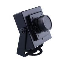 caméra ccd fpv achat en gros de-Gros-Hot New FPV Mini caméra CCD HD 600TVL pour la photographie aérienne FPV Flight Camcorder grand angle