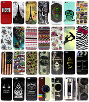 Wholesale Duff Beer - For iPhone 6 iPhone 6S Fashional Duff Beer USD Dollor Eiffel Tower TPU Case Cover Multi-colors