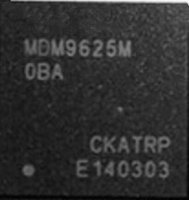 Wholesale apple processors resale online - 2pcs original MDM9625M baseband CPU ic for iphone Plus G LTE chip modem processor U BB RF