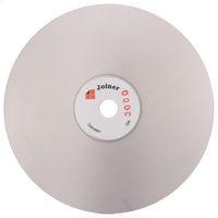 "Wholesale Grit Wheels - Grit 3000 Diamond coated 6"" inch Flat Lap wheel Lapidary lapping polishing disc"