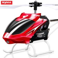 DJI black rc toys indoor - Syma Channel Indoor Small Size RC Helicopter with Gyro Resistant Drone Class Kid Toys for Beginner Christmas Gift for Child