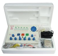 Wholesale Electronic Stimulator - Electronic acupuncture treatment instrument nerve and muscule stimulator electroacupuncture instrument tens ems machine apparatus k l m