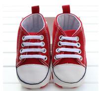 Wholesale Baby Prewalker Shoes Brand - Spring Baby toddler First Walkers soft sole prewalker baby Shoes ,Newborn boys antislip bebe sapatos age 0-18 month brand