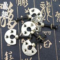 Wholesale Umbrella Machines - 1 Set Lot Umbrella Shape Screw Sets Screw Wing Screws Bolts Wingbolt Machine Fastener TG5506