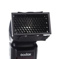 Wholesale Grid For Softbox - Honeycomb Honey Comb Grid Soft Box Flash Diffuser Softbox Bouncer for Canon 580EX 430EX 380EX SB600 AB800 DB900 Promotion