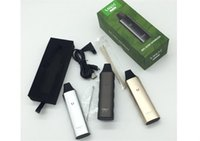 Wholesale Pax Black - TOP VAX AIR dry herb vaporizer herbal vape pen kit Portable 3000mAh Battery WAX mini Airzer elite Vapor Mod Kits Designed from PAX