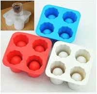 Wholesale Ice Tray Cup - Food Grade Silicone Ice Box Lohath Creative Cup Summer Drinking Tool Icing Tray Boxes Maker Factory Direct 5ww