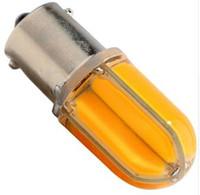 Wholesale Super Bright Led Reverse Lights - Super Bright!! 2PCS S25 1156 BA15S 1157 BAY15D COB 48 SMD Silica Car Bulb Led 12V 24V Turn Signal Light Brake Lamp Reverse Light