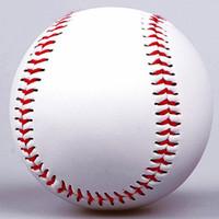 promoções de toque venda por atacado-Beisebol PVC Assinatura Comemorativa Nova Moda Soft Touch Bolas de Treinamento de Prática de Beisebol Qualidade Superior Baixo Preço Promoção 3 7gy F