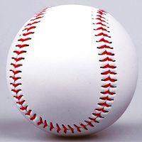 бейсбольная практика оптовых-Бейсбольные мячи ПВХ подпись памятный новая мода Soft Touch Бейсбол практика подготовки мячи высокое качество низкая цена продвижение 3 7gy F