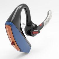 kostenlose ohrhörer bluetooth kopfhörer großhandel-V15 Freisprecheinrichtung Business Bluetooth Headset Mit Mikrofon Sprachsteuerung Drahtloser Bluetooth Kopfhörer Kopfhörer Sport Musik Ohrhörer Freies DHL