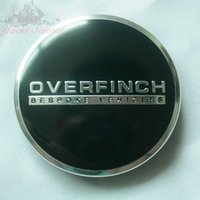 Wholesale Discovery Land - 4 Pcs Set 63mm OVERFINCH Wheel Center Cap Hub Cap Cover Emblem For LAND ROVER LR Discovery 3 4