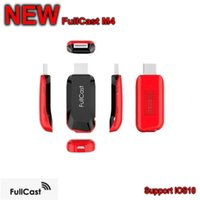 Wholesale Displays Andriod - New fullCast smart TV Stick 1080PHDMI 1080P Miracast DLNA Airplay WiFi wireless Display Receiver Dongle Support Windows iOS Andriod