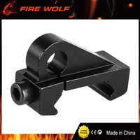 Wholesale Mini Railing - FIRE WOLF New Mini Tactical Rifle Aluminum Sling Swivel Attachment Mount 20mm Picatinny Rail For Hunting