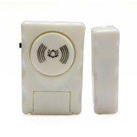 Wholesale Security For Doors Windows - Wireless Home Security Alert Door Window Entry Burglar Security Alarm For Home Security Device Freeshipping
