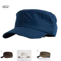 Wholesale Army Service Cap - Camouflage Classic Service Army Snapback hats Women Men style Baseball Caps Patrol Casquette flat hats M-62