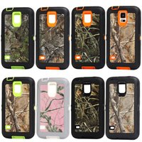 Branche Rigide Antichoc Robuste Antichoc Case Cover Pour Samsung Galaxy s3 s4 s5 s6 s7 edge Note 3 4