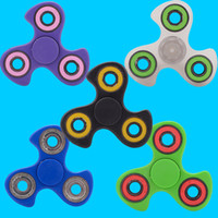 Wholesale Wholesale Hot Wheels Toys - Spiral Fingers HandSpinner Hot Wheel Fidget Spinner Gyro Torqbar Acrylic Plastic Fidgets Toys Decompression Toys OTH403