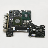 Wholesale motherboard for laptop mini online - High quality Logic board for macbook Pro Apple A1342 motherboard A P7550 G DDR3 Year