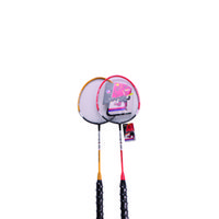 Wholesale G3 Model - Jinyu 6881 Siamese badminton racket leisure sports fashion value special two loaded couple family explosion models