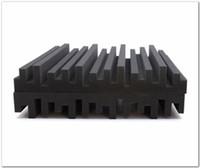 Wholesale soundproofing foam wholesale - New arrival Black Color Acoustic foam Big size 50*50*5cm Studio Foam Sound Absorption Treatment Soundproof Foam Wall Panels