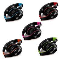 mejores marcas de auriculares al por mayor-Auriculares Bluetooth Auriculares Estéreo Inalámbrico Auriculares La mejor calidad Bluetooth Versión 4.1 Mini Auriculares con cable Marca Mp3 Música Deporte Auriculares