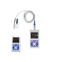 Wholesale Probe Vet - Veterinary Professional Digital Pulse Oximeter for Amimals Pets with Vet special oximeter probe moniting SPO2,PR CMS60D